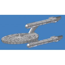 FED Pisces Heavy Frigate 1:3125