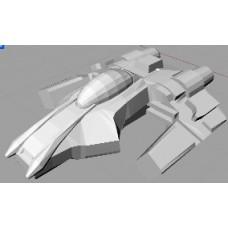 Sabre Fighter (3ea)