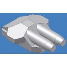 Double Missile Gun (6ea)