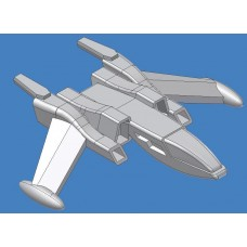 GP Galactic fighters (3ea)