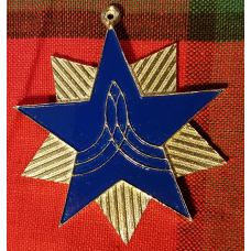 HU - Medal of Honor Ornament
