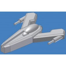 Manta-Lorian A`Reek fighters (6ea)