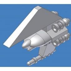 Manta-Lorian D`Vaube interceptor (3ea)