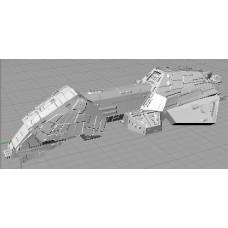 Koralien Interceptor Frigate