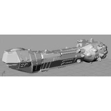 Koralien Lancer Frigate