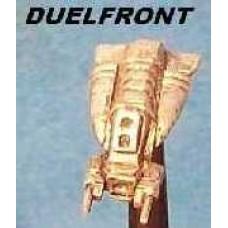Duel gun front