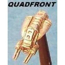 Quad gun front